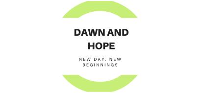 DAWN AND HOPE Logo
