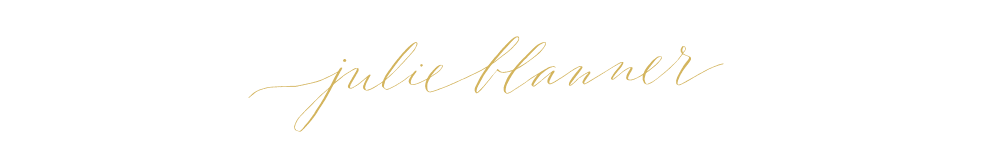Julie Blanner Logo