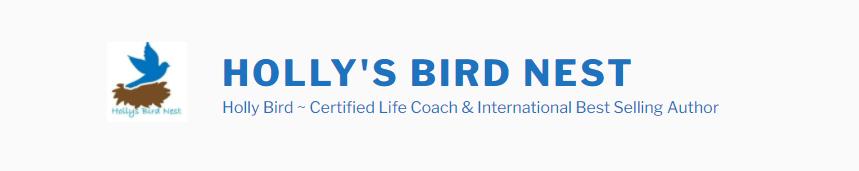 Holly's Bird Nest Logo