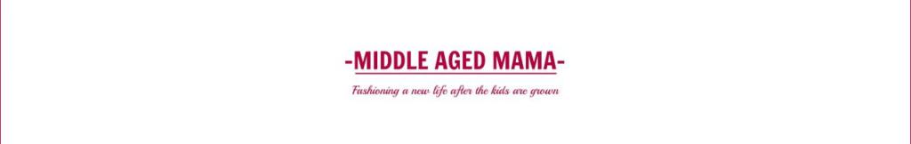 Middle Aged Mama Logo