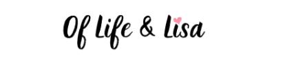 Of life & lisa logo