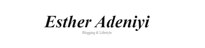 Esther Adeniyi Logo